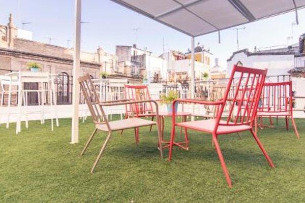Sevilla Inn Hostel - фото 21