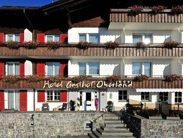 Apartments Apartment Oberland