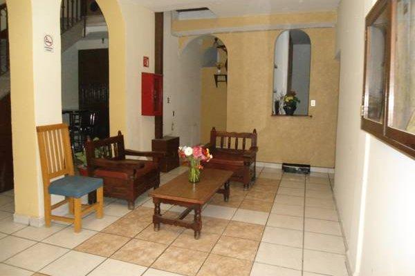 Hotel Posada del Cortijo - фото 16