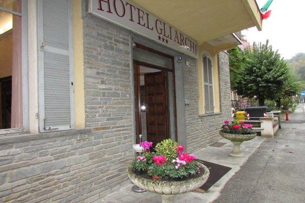 Hotel Gli Archi - фото 12