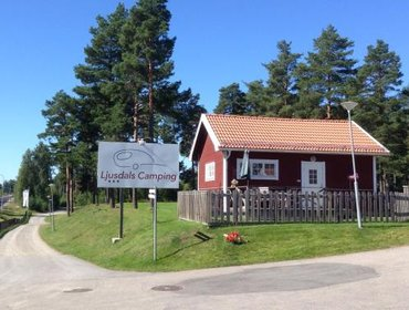 Guesthouse Ljusdals Camping