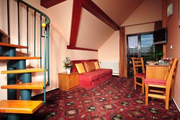 Park Hotel Pruhonice - фото 15