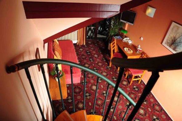 Park Hotel Pruhonice - фото 17
