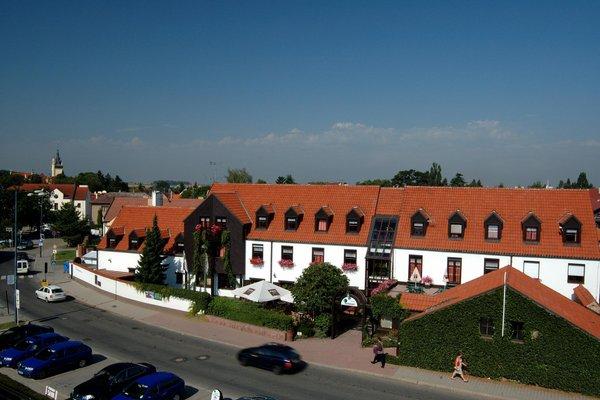 Park Hotel Pruhonice - фото 23