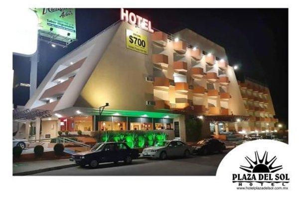 Hotel Plaza del Sol - фото 11