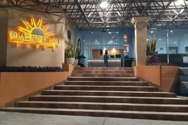 Hotel Plaza del Sol - фото 7