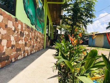 Хостел Hostel Tortuguero 7BackPackers