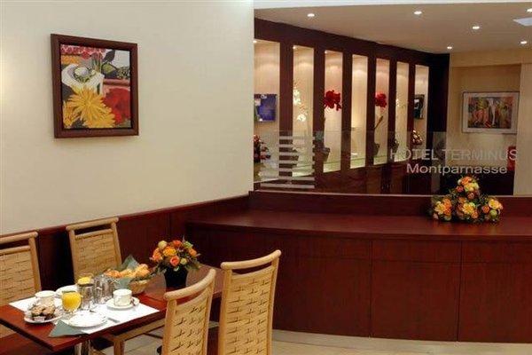 Hotel Terminus Montparnasse - 21