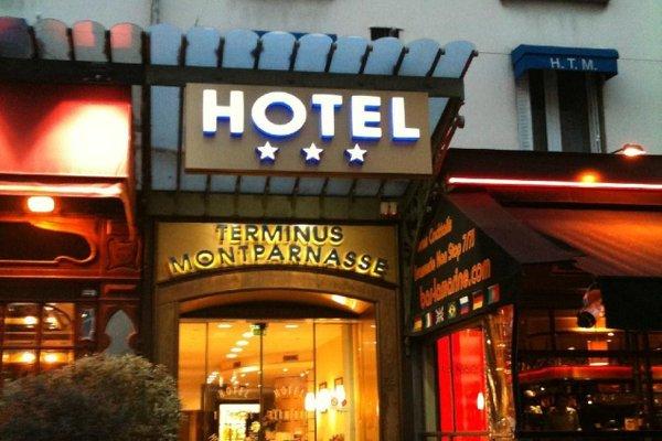 Hotel Terminus Montparnasse - фото 22