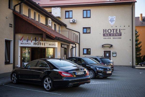 Hotel Na Jizni - фото 23