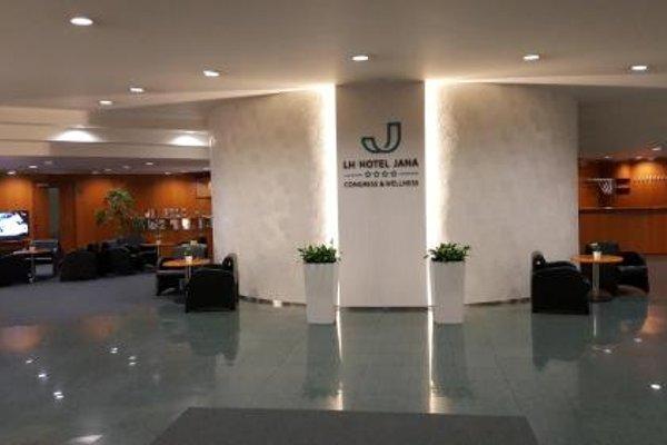 Hotel Jana - фото 14