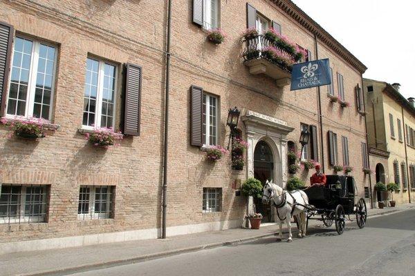 Отель Duchessa Isabella - фото 22