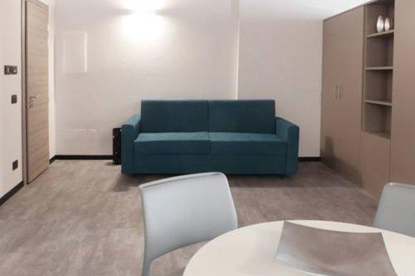 Residence Carlton - фото 13