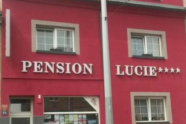 Pension Lucie - фото 22