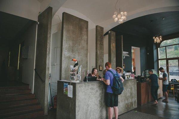 Czech Inn Hostel - фото 22