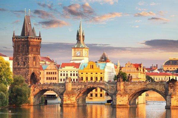 Top Hotel Prague - фото 22