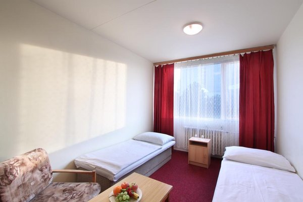 Top Hotel Prague - фото 3