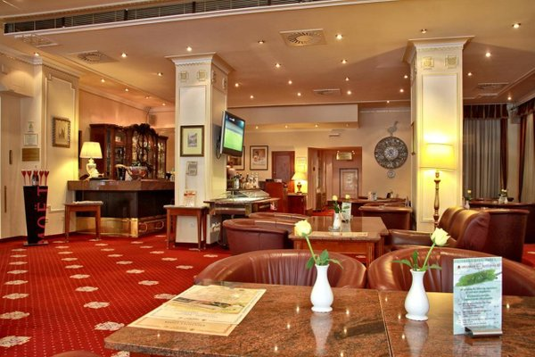 Отель Ambassador - фото 18