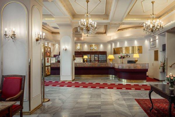 Отель Ambassador - фото 22