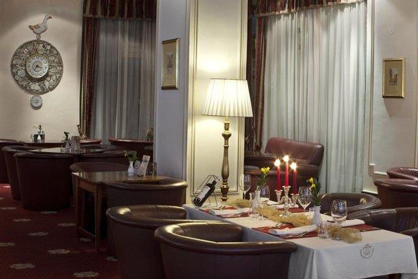 Отель Ambassador - фото 23