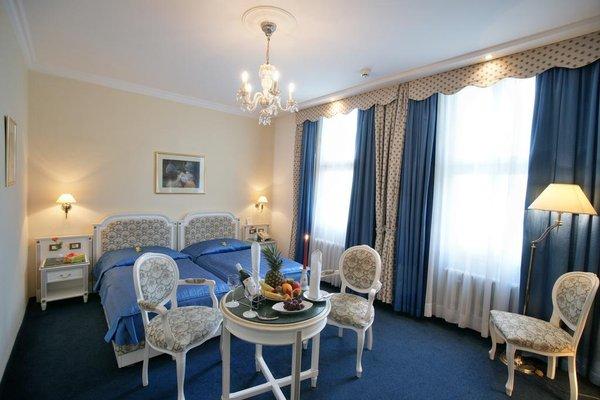 Отель Ambassador - фото 5