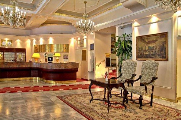 Отель Ambassador - фото 9