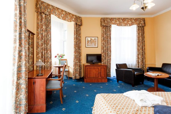 Union Hotel Prague - фото 11