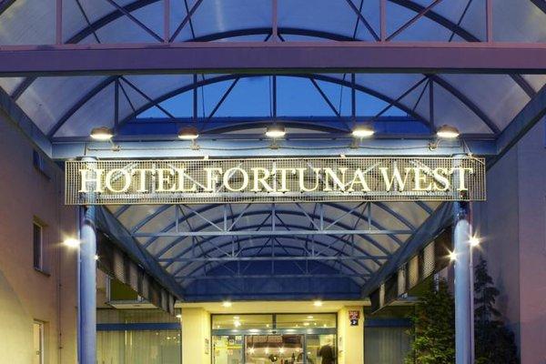 Hotel Fortuna West - фото 10