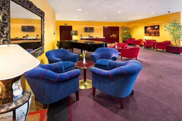 Отель Diplomat - фото 10