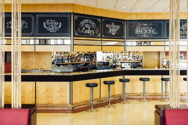 Отель Diplomat - фото 13
