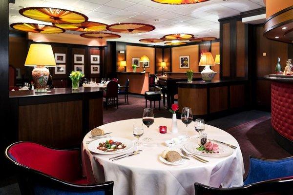 Отель Diplomat - фото 15
