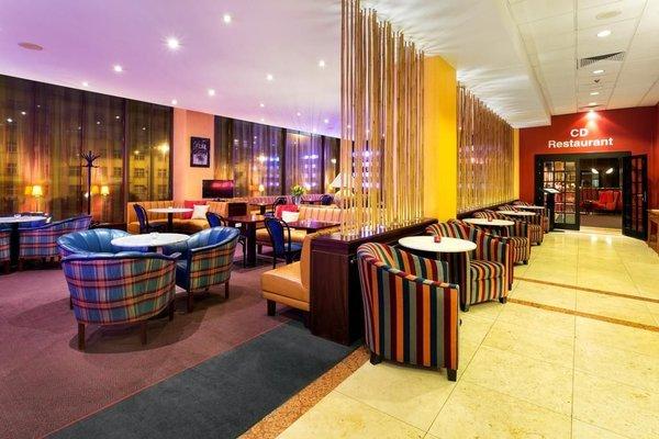 Отель Diplomat - фото 17