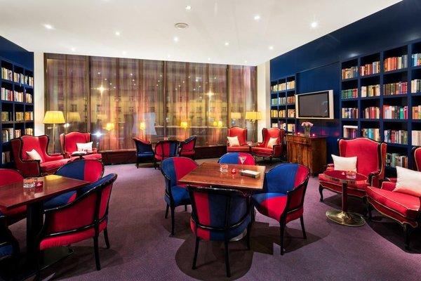 Отель Diplomat - фото 18