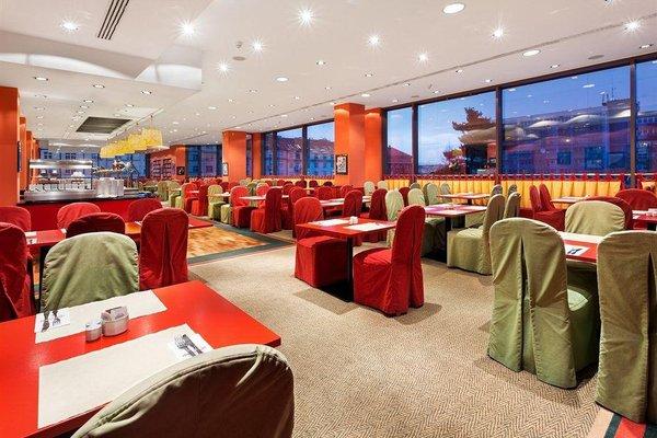 Отель Diplomat - фото 19