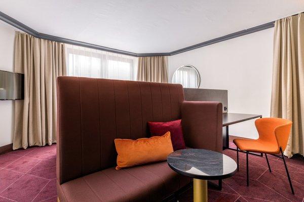 Отель Diplomat - фото 4