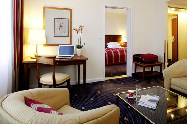 Отель Diplomat - фото 6