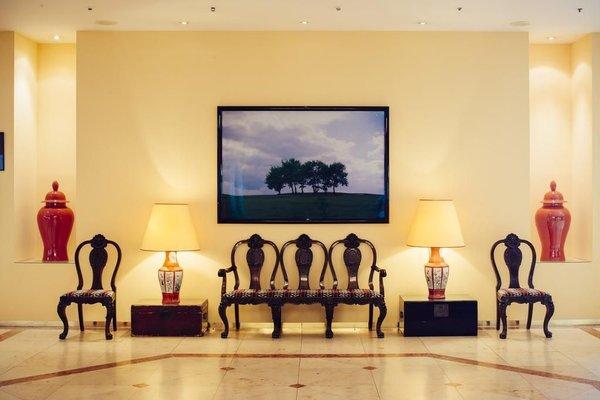 Отель Diplomat - фото 7