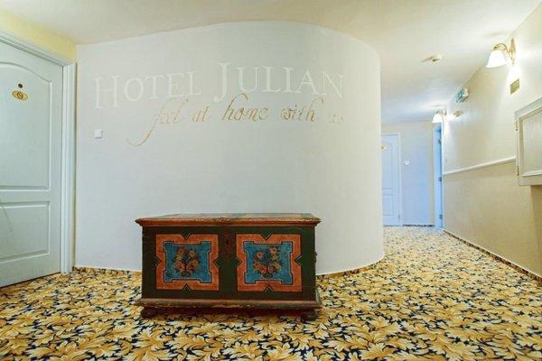 Hotel Julian - фото 7