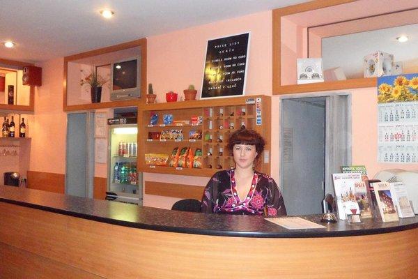 Отель Mira - фото 16