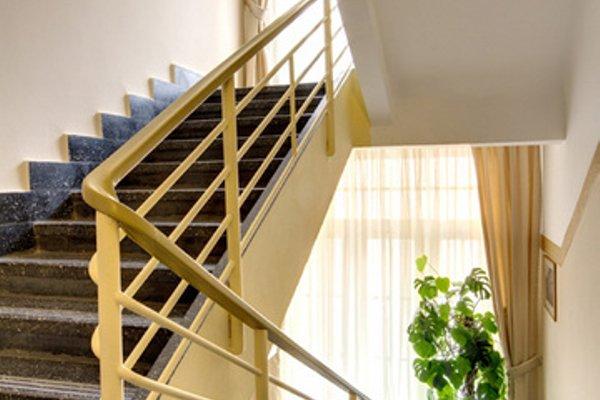 Hotel Meda-Art of Museum Kampa (ех. Hotel Denisa) - фото 14