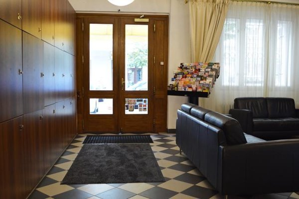 Hotel Meda-Art of Museum Kampa (ех. Hotel Denisa) - фото 16