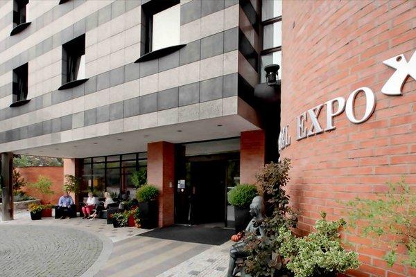 Expo Hotel - фото 22