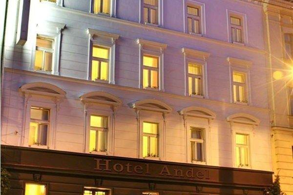 Hotel Andel - фото 23
