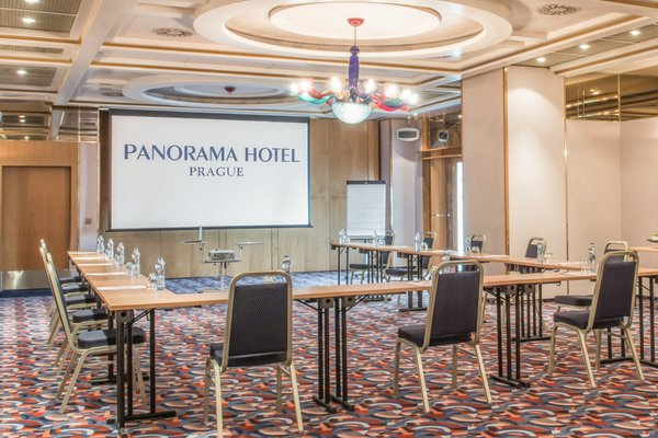 Panorama Hotel Prague - фото 17