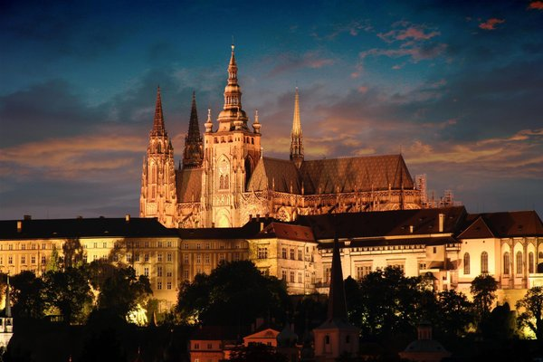 Panorama Hotel Prague - фото 23
