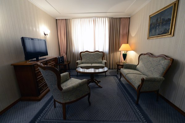 Panorama Hotel Prague - фото 3
