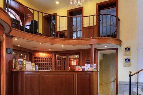 Отель «Best Western Hotel Kinsky Garden» - фото 16