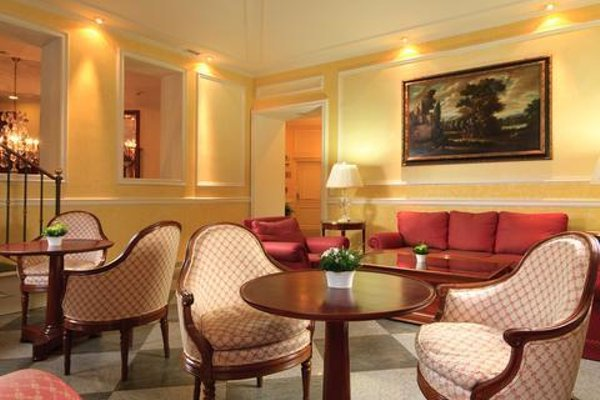 Отель «Best Western Hotel Kinsky Garden» - фото 3