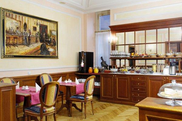 Отель «Best Western Hotel Kinsky Garden» - фото 8