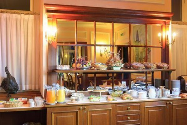 Отель «Best Western Hotel Kinsky Garden» - фото 9